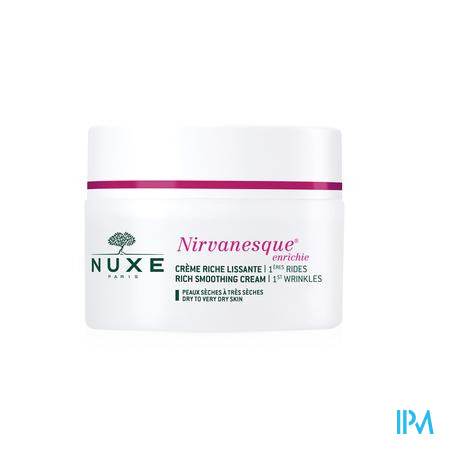 Nuxe Nirvanesque Enrichie 1st Wrinkle Cr Dh 50ml