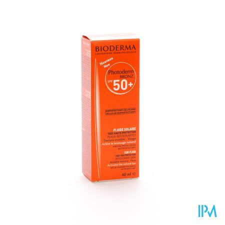 Bioderma Photoderm Bronz Crème Gezicht SPF 50+ 40 ml