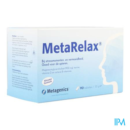 Metarelax Nf Tabl 90 21869 Metagenics