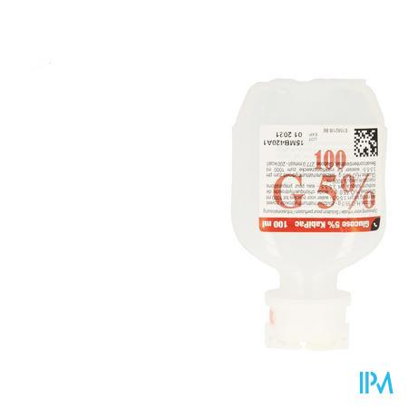 Fresenius Kabipac Glucose 5% 1 X 100ml Sac