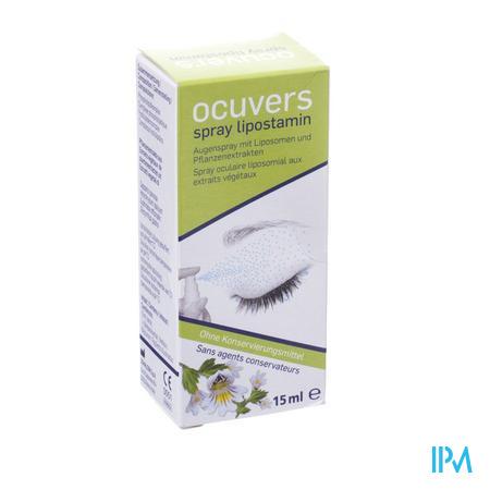 Ocuvers Oogspray Lipostamin 15ml