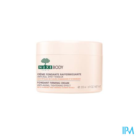 Nuxe Body Verstevigende Smeltende Creme 200 ml