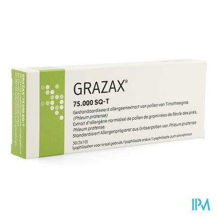 Grazax 75000 Sq-t Lyop. Ora 30