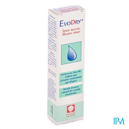 Evodry Mondspray 50 ml