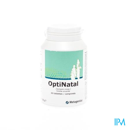 Optinatal Tabletten 60 4243  -  Metagenics