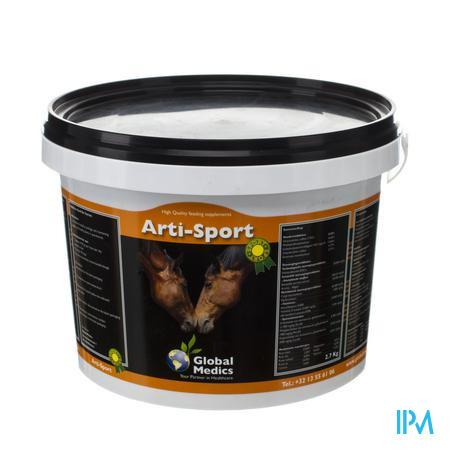 Arti-sport Paarden Pdr 2,7kg