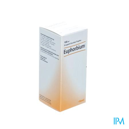 Heel Euphorbium Compositum S Gouttes 100 ml