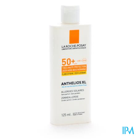 Farmawebshop - LRP ANTHELIOS FLUIDE LICHAAM IP50 125ML