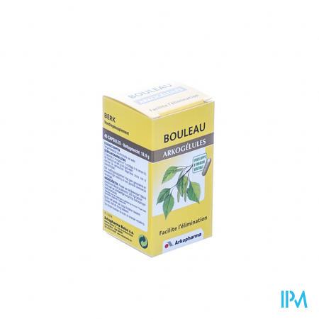 Arkogelules Bouleau Vegetal 45 capsules