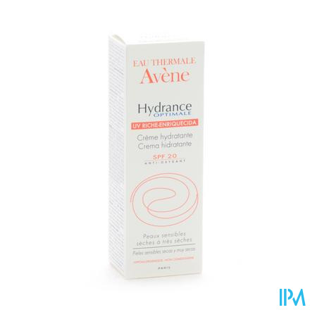 Avene Hydrance Optimale Rijk Cr Hydra Ip20 40ml
