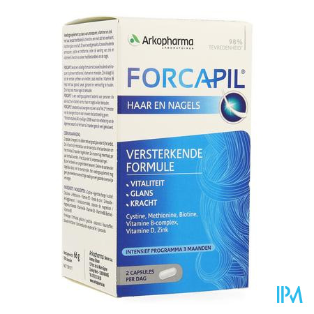 Forcapil Caps 180