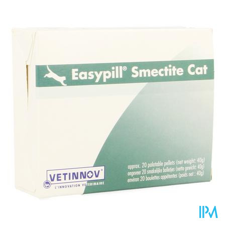 Easypill Smectite Pate Kat 40g