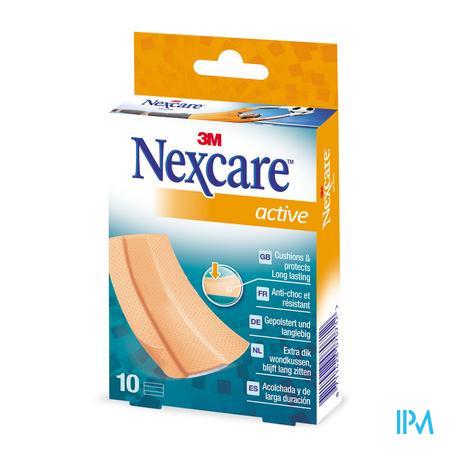 Nexcare 3m Active Strips 10cm 10 N1070b
