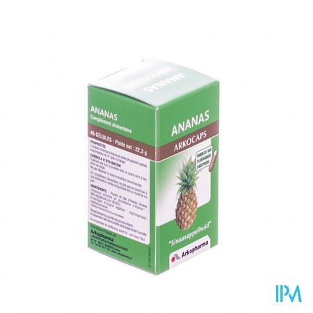 Arkocaps Ananas 45 capsules