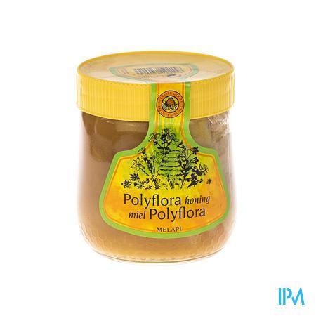 Melapi Honing Polyflora Zacht 500 gr 5531
