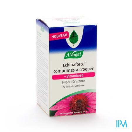 A.Vogel Echinaforce + Vitamine C 60 comprimés à croquer