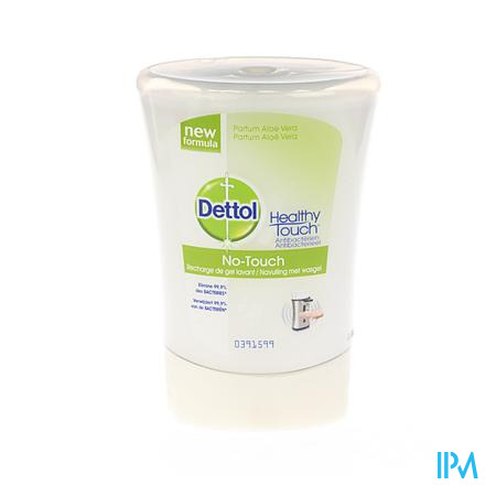 Dettol Savon No Touch Aloe Vera Recharge 250 ml