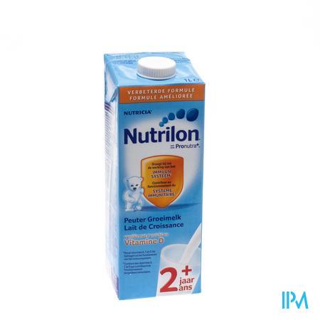 Nutrilon +2 Peuter Groeimelk 1 l