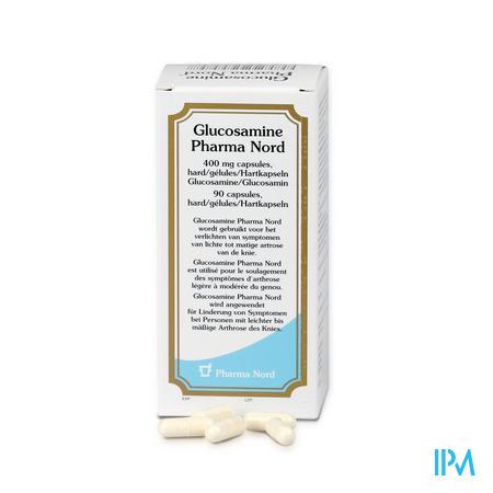 Glucosamine Pharma Nord Caps 90 X 400mg
