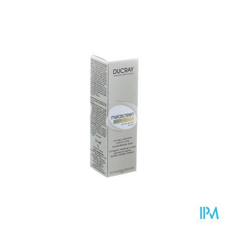 Ducray Melascreen Huidveroudering Zon Serum 30ml