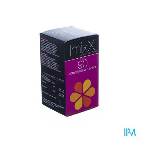 Farmawebshop - IMIXX junior FRAMBOOS kauwtablet 90
