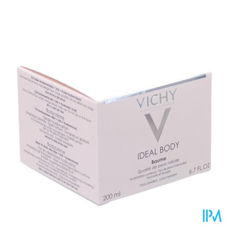 Vichy Ideal Body Baume Corps 200 ml NOUVEAU!
