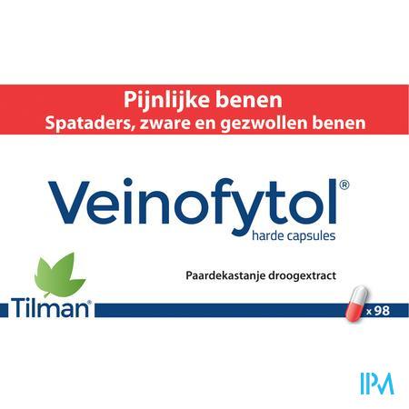 Veinofytol Capsule 98 X 50 mg