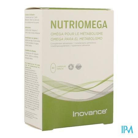 Inovance Nutri Omega Caps 60
