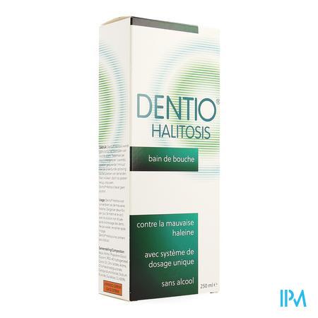 Dentio Halitosis Tegen Slechte Adem 250ml