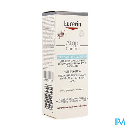 Eucerin Atopicontrol A/jeuk Spray 50ml