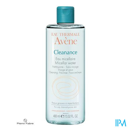 Avène Cleanance Miccelair Water 400 ml