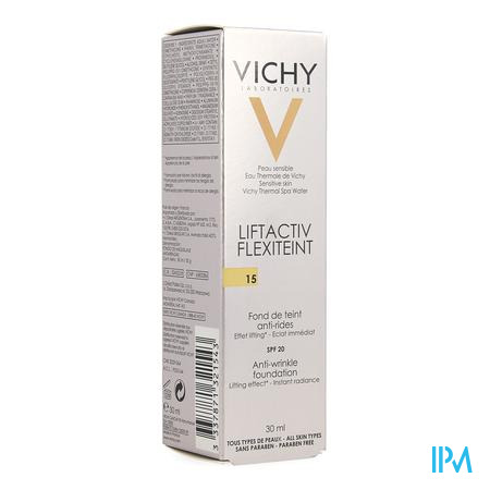 Vichy Flexilift Teint Anti Rimpel 15 Opal 30ml