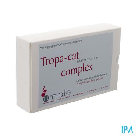 Tropa-cat Complex 20x10ml