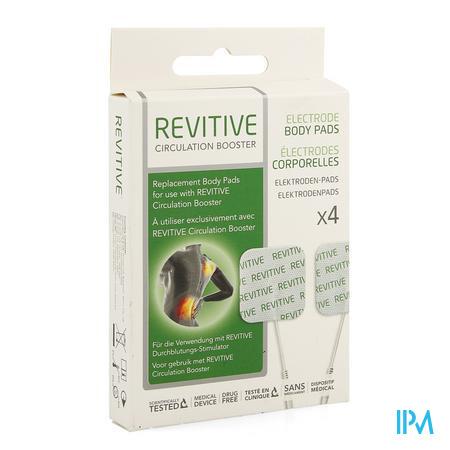 Revitive Tens Electrodes Ix&lv 4