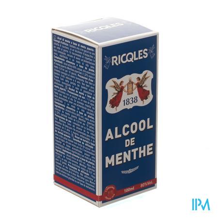 Ricqles Muntalcohol Fl 10cl