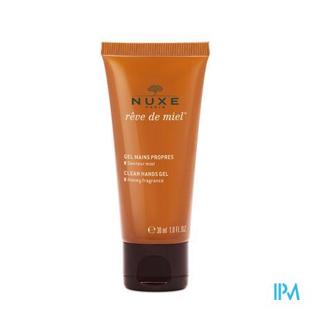 Afbeelding Nuxe Rêve de Miel Clean Handgel met Honinggeur Tube 30 ml .