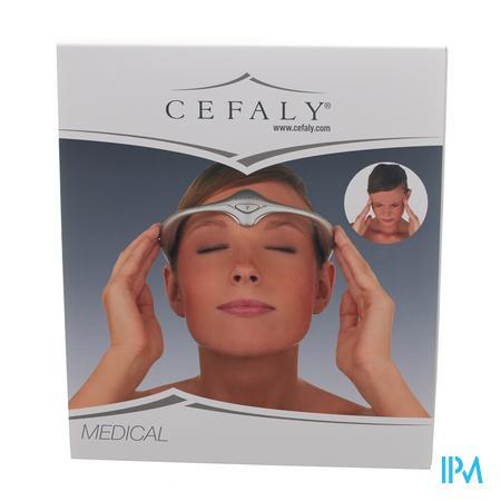 Cefaly Anti-Stress Anti-Migraine 1 stuk