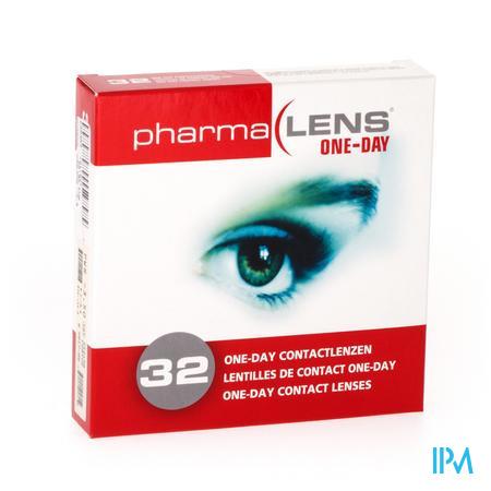 PharmaLens lentilles (jour/24 heurs) (Dioptrie: -3.50) 32 lentilles