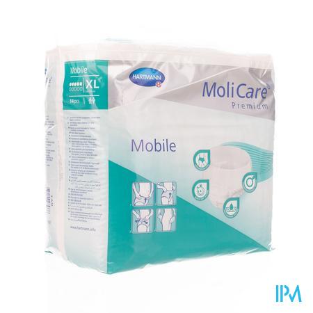 Molicare Premium Mobile 5 Drops Xl 14 9158541