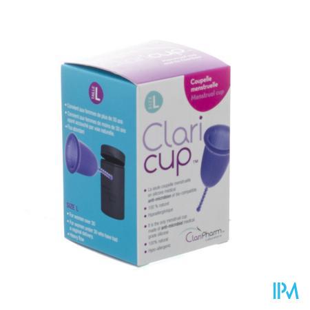 Claricup Menstruatiecup Maat 2