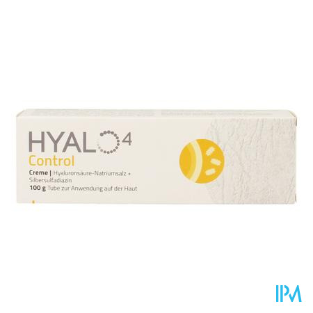 Hyalo 4 Control Creme Tube 100g