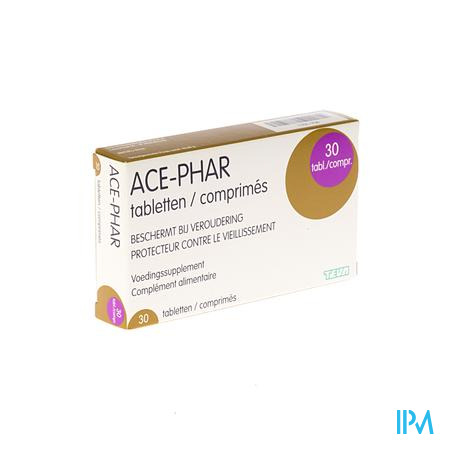 Ace-Phar 30 tabletten