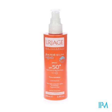 Uriage Bariesun Spray Solaire Spf 50 200 ml