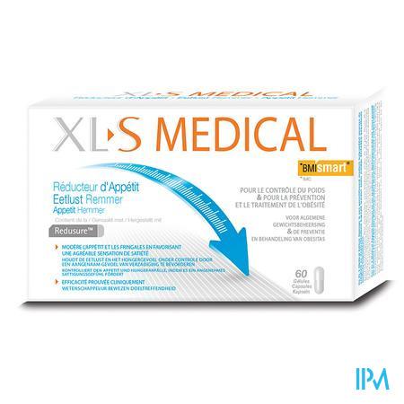 Afbeelding XLS Medical Eetlustremmer 60 capsules.
