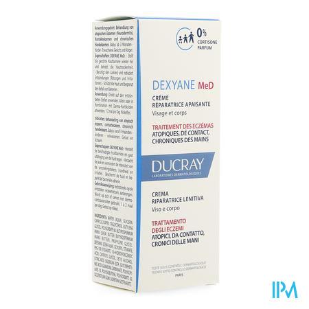 Ducray Dexyane Med Cr Herstel Verzacht. 30ml