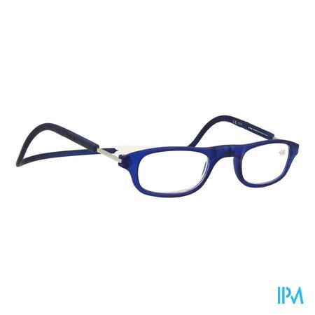 Clipyreader Bril +3.50 Blauw