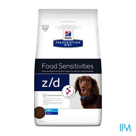 Hills Prescrip. Diet Canine Z/d Mini 6kg