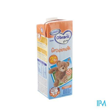 Bambix Groeimelk +2 Jaar 1 l