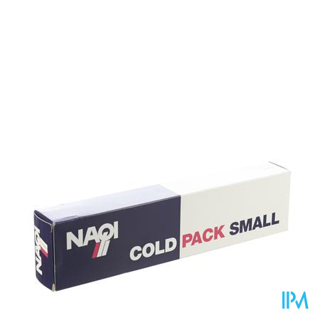 Naqi Cold Pack 8cm x 27cm Small 2 stuks