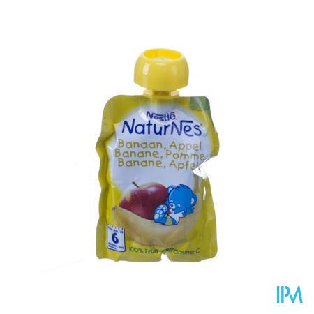 Nestle Naturnes Banane Pomme 90g